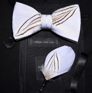 Image 3 - Ricnais lot de broches à nœud papillon