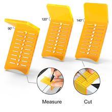 FOSHIO 1/3pcs Carbon Fiber Vinyl Wrap Squeegee Sticker Decal Film Mark Scraper Cut Aid Tool Window Tint Wrapping Car Accessories
