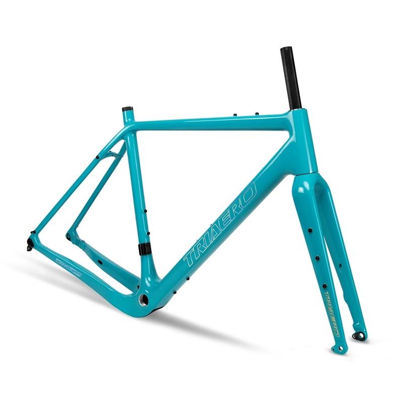 Gravel-青色车架颜色说明