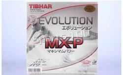 TIBHAR EVOLUTION MXP MX-P esponja no pegajosa para pastel, tenis de mesa de Alemania, esponja de Ping Pong de estilo TENERGY