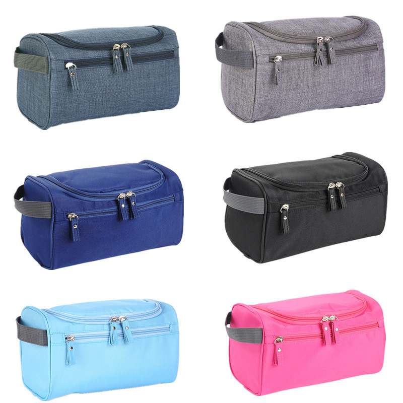 Men Women Travel Business Wash Bag Toiletry Make Up Cases Box Hanging Beauty Vanity Cosmetic Pouch Necessarie Organizer Storage