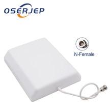 Внутренняя и внешняя панельная антенна 2G 3G 4G lte, внутренняя и наружная антенны 800-2500 МГц для GSM CDMA сотового телефона, усилитель сигнала, ретран...