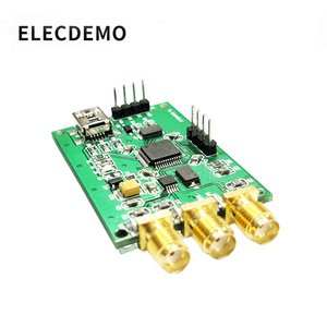 Image 2 - Square Wave Generator Three Channel Signal  / Clock  / Square Wave Generator Module 8K 100M High Precision 12 Resolution