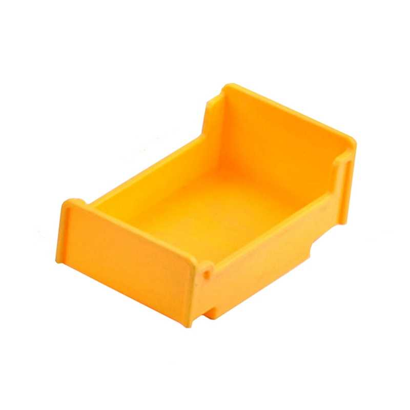 Legoing Duplo DIY Accessories Big Size Baby Bed MOC Single Sale Building Blocks Toys for Children Compatible Duplo Furniture