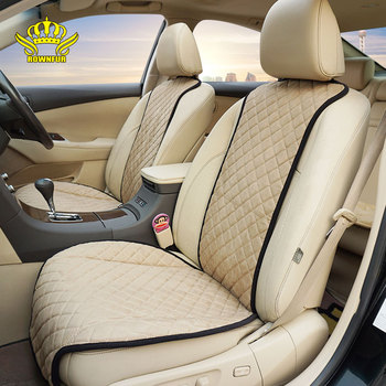 ROWNFUR New Seat Cover Universal Car Accessories Four Seasons Car Seat Cover For Front Back Seat Covers Car Interior Accessories car seat covers leather full cover universal for front rear seat interior accessories for renault logan kia fiat honda lada