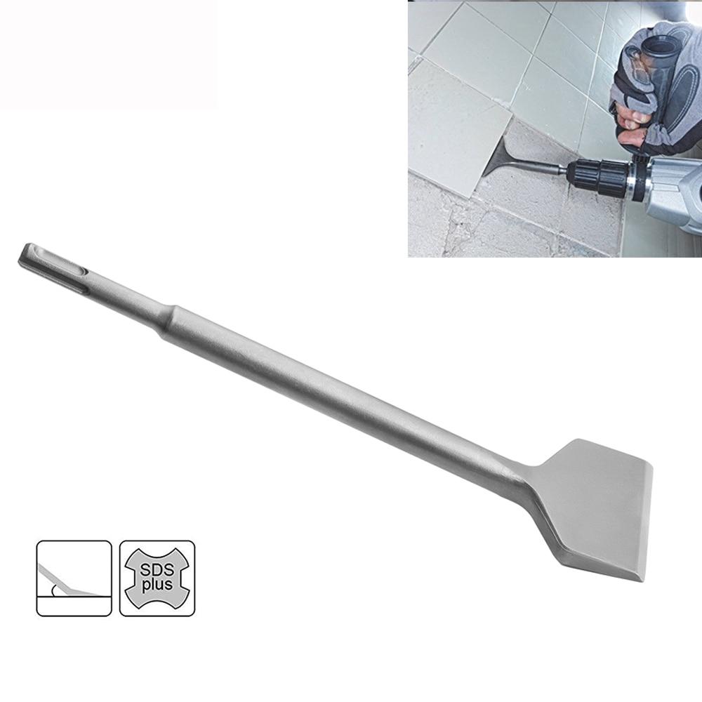Cranked Angled Bent to Remove Tiling Ceramic Tile Removing Remover Chisel SDS