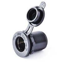Enchufe adaptador de corriente de 12V y 120W para motocicleta, coche, barco, Tractor, accesorio para coche, encendedor, resistente al agua, enchufe adaptador de corriente