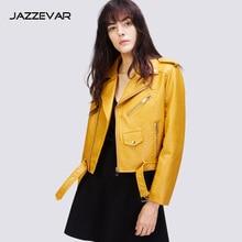 Специальное Предложение Осень стиль женское платье Z домашняя Европейская и американская уличная короткая локомотивная кожаная куртка из искусственной кожи