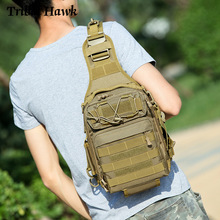 Chest-Bag Rucksack Army-Backpack Military Tactical-Shoulder Trekking Molle Large-Capacity