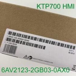 6AV2123-2GB03-0AX0 6AV2 123-2GB03-0AX0 6AV21232GB030AX0 системы визуализации simatic HMI KTP700 Базовый