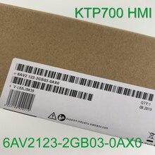 6AV2123 2GB03 0AX0 6AV2 123 2GB03 0AX0 6AV21232GB030AX0 SIMATIC HMI KTP700 BASIC