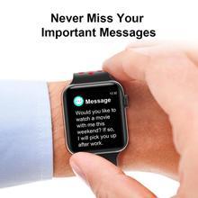 LEMFO 1.4inch Full Touch Screen Smart Watch Men