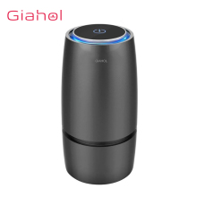 GIAHOL portable Ultra-quiet Negative ionic Air purifier Intelligent Aromatherapy Car Air freheener Best  Remove Smoke Odor Dust все цены