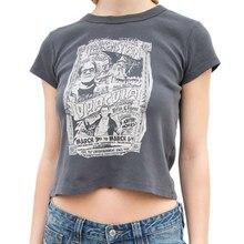Novo algodão gráfico das mulheres t camisa 2021 verão moda senhoras bonito dos desenhos animados imprimir curto t street wear feminino doce macio superior chique
