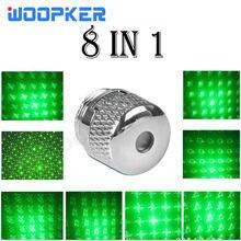 8 в 1 зеленый лазерный колпачок 303 лазерное устройство с ЧПУ