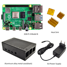 Raspberry Pi 4 model B product image