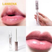 LANBENA Lip Care Serum Plumper Repairing Reduce Mask Fine Lines Increase Moisturizing Elasticity Beauty