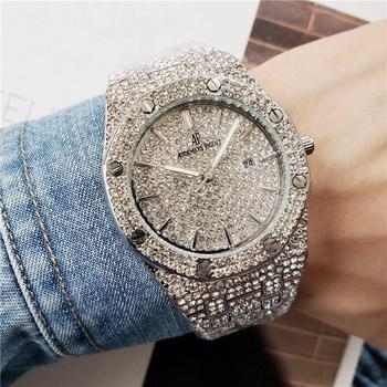 Top Brand Men Designer Fashion Men's Sports Watch Chronograph Male Clock Stainless Steel Mens Watches Military Waterproof 7655