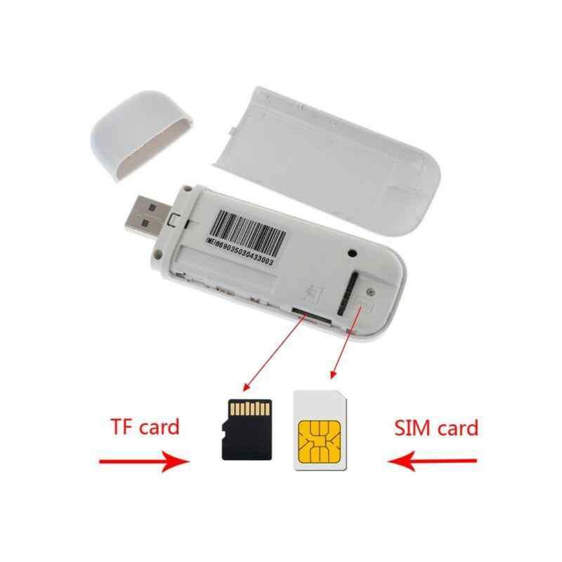 Tianji 3G/4G دونغ LTE موزع إنترنت واي فاي عالية السرعة 4G مودم USB سيارة واي فاي هوت سبوت LTE/FDD عصا لاسلكية مودم USB مع فتحة للبطاقات sim