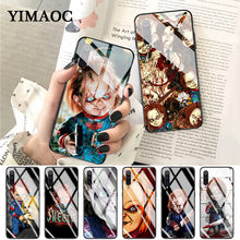 YIMAOC Charles Lee Ray Chucky Doll Glass Case for Xiaomi Redmi 4X 6A note 5 6 7 Pro Mi 8 9 Lite A1 A2 F1 ray charles ray charles what d i say 180 gr