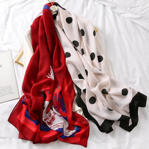 Image 5 - 2020 Autumn winter women beach quality shawl cotton scarf lady fashion scarves bandana pashmina wrap hijab muffler free shipping