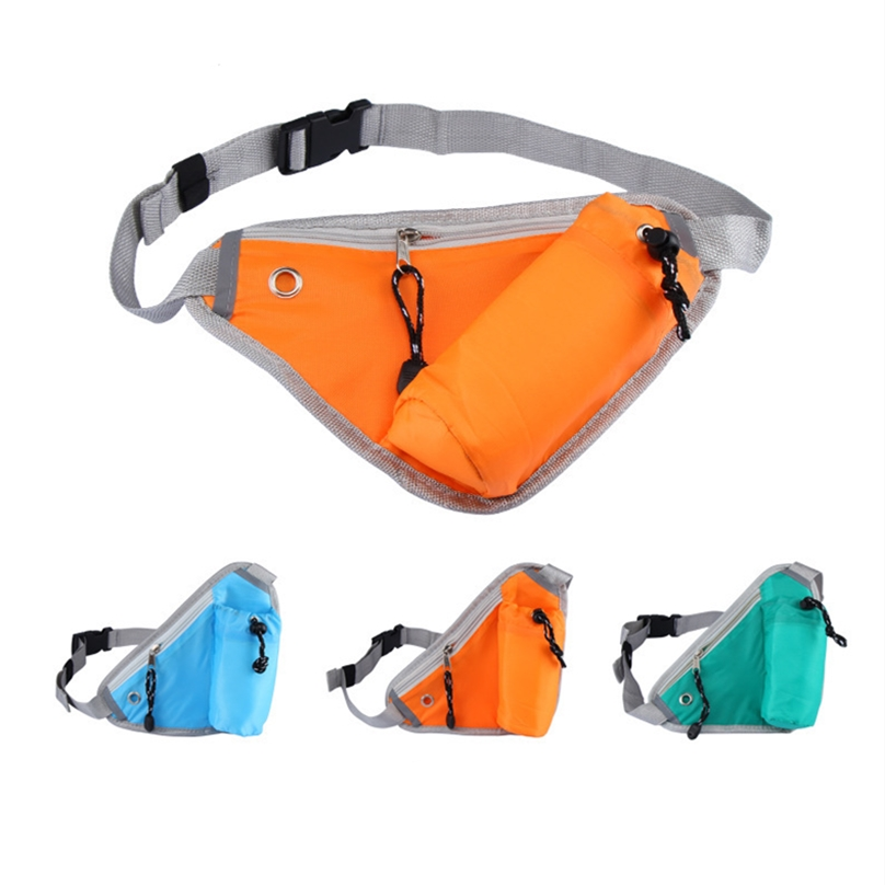 1PCs Outdoor Sports Shoulder Bag Waist Bag Women Man Waist Bag Large Capacity Multifunction Bag Pouch Packs Belt Running Bags