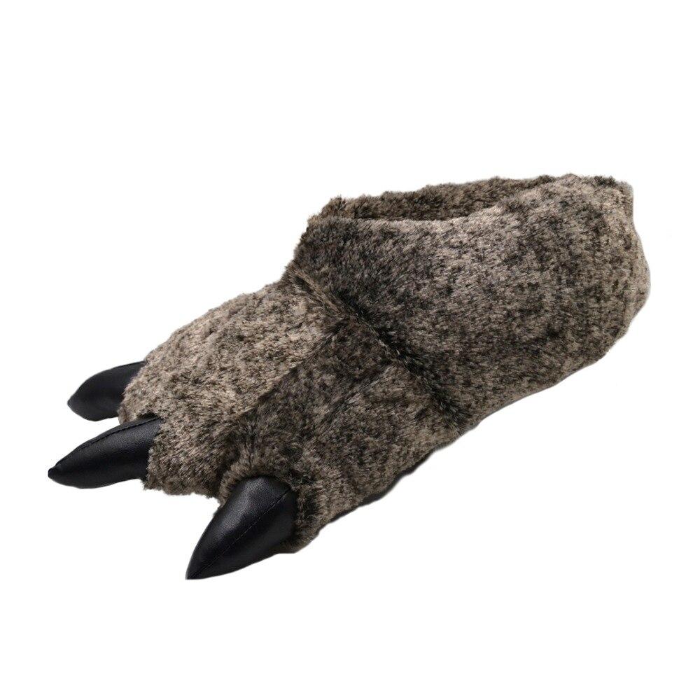 Greatangle-UK Femmes Hommes Unisexe Adulte Animal Patte Pieds /équipage Chaussettes Impression sublim/ée nouveaut/é dr/ôle Impression 3D Adulte Chaussettes Cosplay