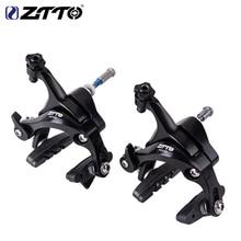 Dual-Pivot-Caliper Road-Rim-Brake ZTTO Center-Mount Bicycle Folding Rear Front