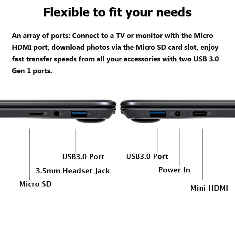 Bmax x15 15.6 Polegada portátil intel 4120 cpu quad core windows10 notebook 1920*1080 8gb ram 128gb rom duplo wifi hdmi usb gamelaptops 6