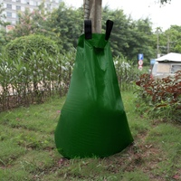 Automatische Drip-System 20 Gallonen PVC Gießen Taschen Baum Bewässerung Taschen Langsam-Release Zipper Pflanzen