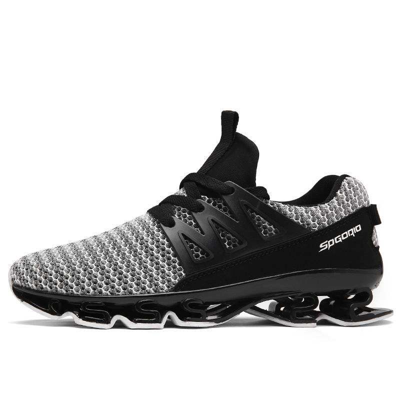 2019 Summer Men Casual Shoes Breathable Mesh Fashion Soft Light Walking Sneakers Mens Trainers Male Shoe Man