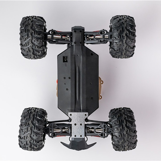 1/10 2.4G 4WD Brushless RC Car Remote Control Car Toy High Speed 60km/h Vehicle Models Toys Electric Off-road Racing Car 6