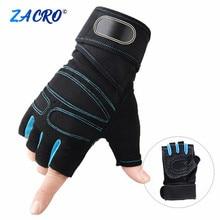 Перчатки для тренажерного зала, Перчатки для фитнеса, тяжелой атлетики, бодибилдинг, тренировка, спортивные, тренировочные перчатки для мужчин и женщин, M/L/XL#2