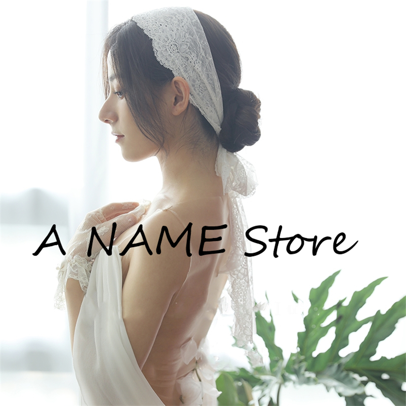 Long Lace Ivory Bridal Hairband Hair Accessories Headband Ribbon Vintage Wedding Accessories Bridal Veils For Bride Photo Shoot