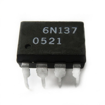 50pcs/lot A6N137 6N137 DIP-8 new and original In Stock - discount item  1% OFF Active Components