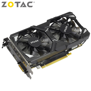 Image 2 - ZOTAC NVIDIA Graphics Cards GTX 1060 6GB Gaming PC Video Card NVIDIA GeForce GPU GTX 1060 6GB 192Bit GDDR5 VGA Card For PC Used