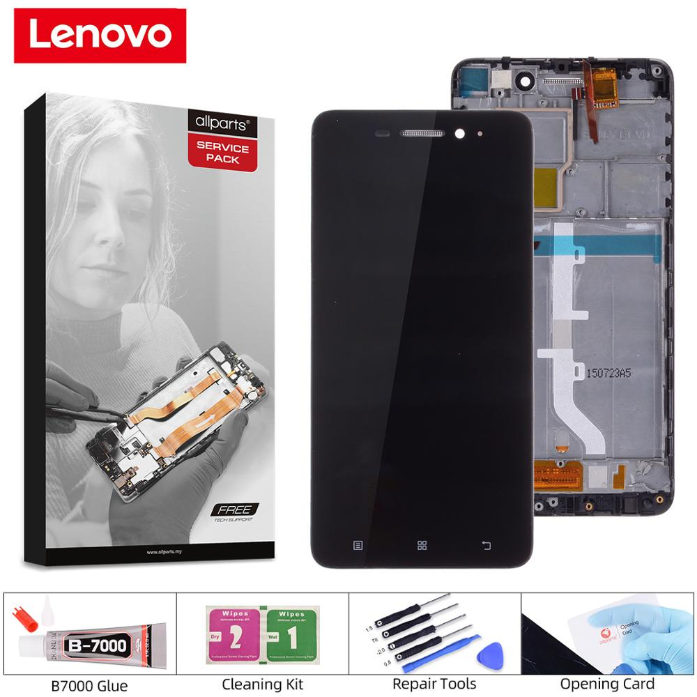 Original IPS Display For Lenovo S60 LCD Touch Screen Digitizer S60W S60T S60A Replace Parts For Lenovo S60 Display image