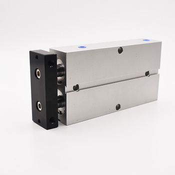 TN Type Pneumatic Cylinder 20mm Bore 10/15/20/25/30/35/40/45/50/60/70/75/80/90/100/125/150mm Stroke Double Rod Air Cylinder large plastic sports water bottle kitchen accessories coffee mug bottle for water shaker portable cup leakproof sports bottle tj