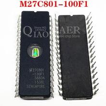 1pcs/lot M27C801-100F1 M27C801 27C801 CDIP32 Integrated circuit