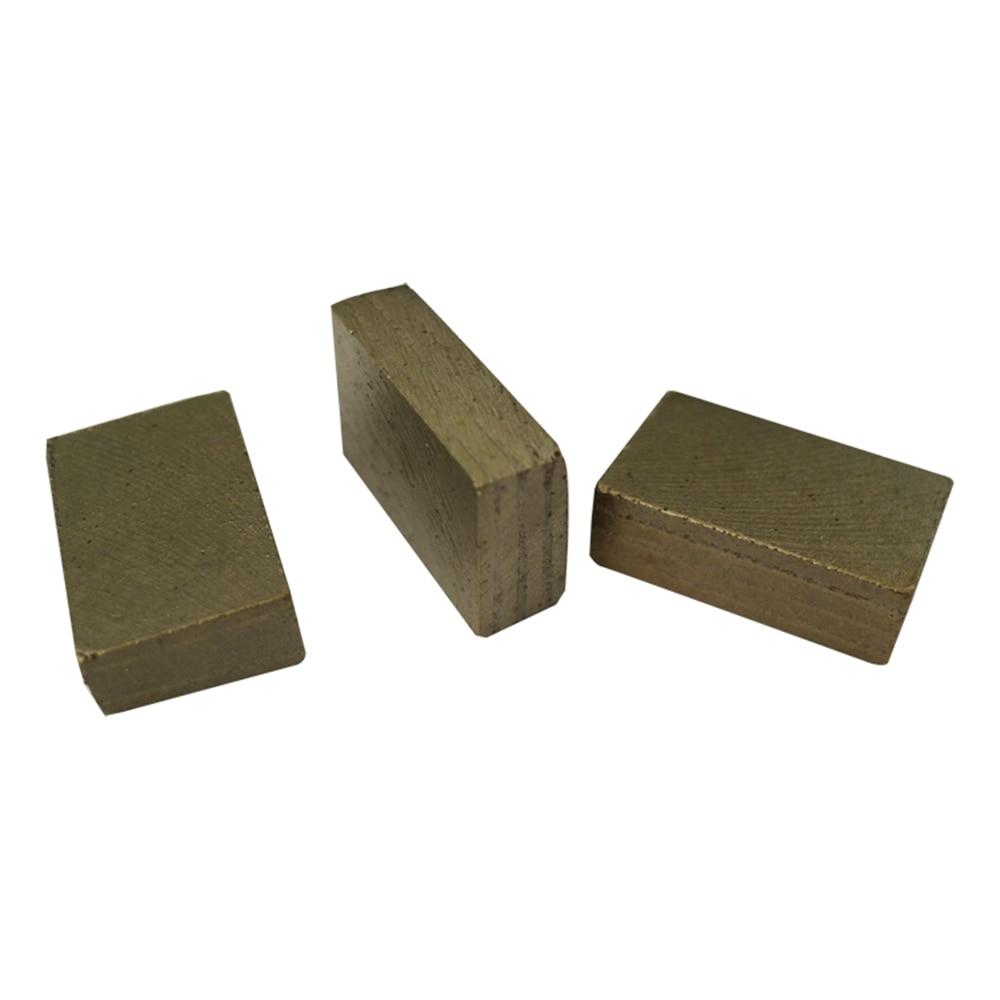 DS07 Multi Blades Segments Stone Cutting Tools D1350mm Diamond Cutting Segments For Granite Block 24*8.4/7.6*15mm One Set 88PCS