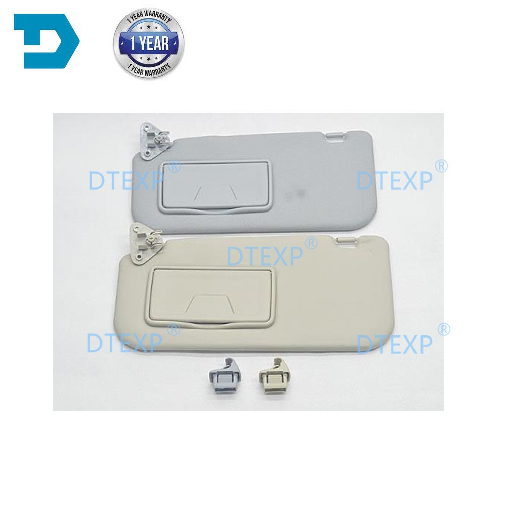 Sunroof For Lancer Ex Sun Proof With Glass For Lancer Gt Sun Shield For Evo 10 X Beige And Grey Clips Available Sun Visor
