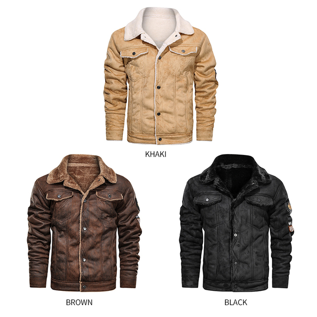 Hot New Mens Vintage Leather Jackets Motorcycle Stand Collar Pockets Male Biker PU Coats Fashion Outerwear Dropshipping 4