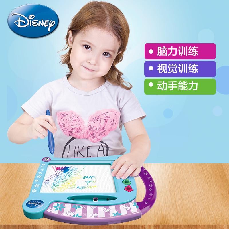 Disney Frozen Magnetic Drawing Board Children Graffiti Mapping Tool Treasure Writing Board Ds-1591