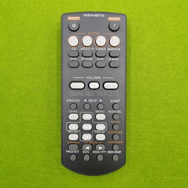 Пульт дистанционного управления для yamaha RAV28 RAV34 RX V363 HTR 6130 RX V365 HTR 6230 HTR 6030 RX V361 AV усилитель