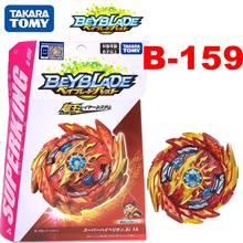 Oryginalna TAKARA TOMY BEYBLADE BURST Booster B-159 Super Hyperion Xc 1A tanie tanio Z tworzywa sztucznego Chłopcy