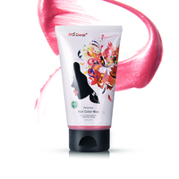 Hair Colour Wax Temporary Hair Dye: Washable Hairstyle Colours for Party Time