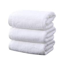 Белое отельное полотенце с принтом императорской короны, хлопковое банное полотенце s для взрослых, полотенце для рук s, B88