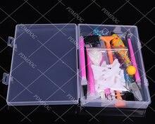 43 шт 5d инструменты для вышивки картин со стразами и аксессуары