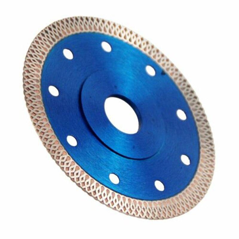 1pc Super Thin Diamond Disc Saw Leave For Cutting Ceramics Porcelain Tiles 4.5 Inches Polishing Discs