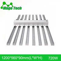 720W 1.2M LED Grow Light Heatsink Grow Strip Light Aluminum Heat Sink Grow Lighting(whole set Heatsink Only)